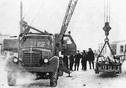 1955 первый цех ККЗ
