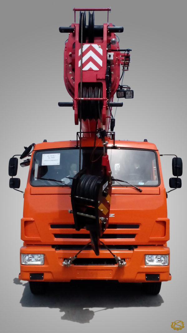 Автокран КС-5547К