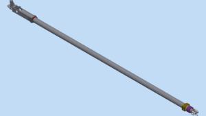 Гидроцилиндр КС-55713-1В.63.900-1(-01)