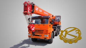 Автокран КС-55713-5K-1