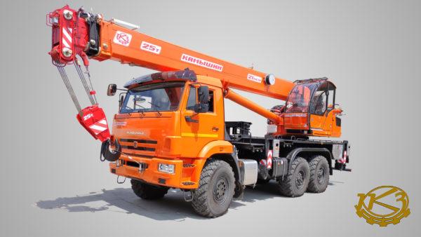 автокран КС-55713-1K-4